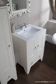 Freestanding Bathroom Accessories by Aquachic Designer Freestanding Storage U0026 Bathroom Vanity Unit