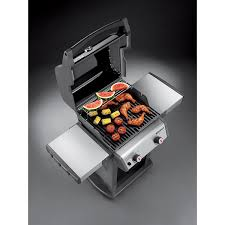 amazon com weber 46110001 spirit e210 liquid propane gas grill