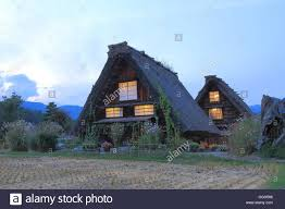 traditional houses in shirakawa japan shirakawago is an unesco