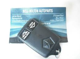 nissan almera key fob sorry out of stock chrysler voyager and grand voyager