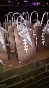 football party favors football party favors jake s 1st birthday favors