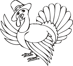 thanksgiving coloring pages kids funny thanksgiving