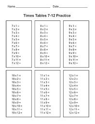 multiplication worksheets 3 times tables worksheets