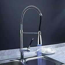 glacier bay touchless led single glacier bay touchless kitchen faucet w led light touchless