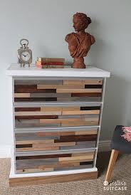 diy dresser diy wood shim dresser