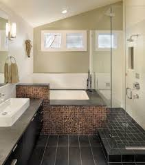 Bathroom With Bath And Shower Bathtubs Idea Astonishing Small Soaking Tub Shower Combo Small To