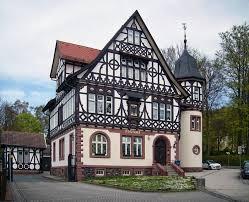Heinrich Mann Klinik Bad Liebenstein Liebenstein Postamt Bw Jpg