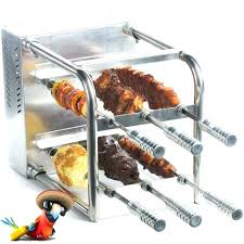 Fire Pit Rotisserie by Bbq Smoker Bus With Concession Kitchen And A Rotisserie