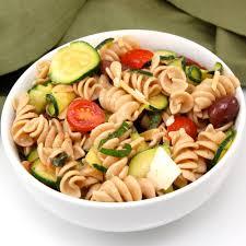 sweet pea u0027s kitchen zucchini and almond pasta salad