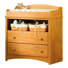 Baby Drawers With Change Table Beautiful Sweet Morning Baby Changing Table From South Shore