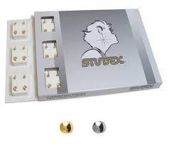 studex studs studex ear piercing studs 4mm
