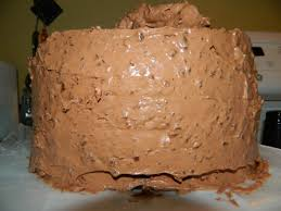 chocolate cake with chocolate candy bar frosting giveme chocolate