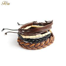 leather bracelet woman images Buy fashion africanmall store hand band fancy new woven leather jpg