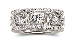 Jcpenney Wedding Rings by 60 Best Wedding Bands Images On Pinterest Wedding Bands Opals
