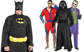 Fantastic 4 Halloween Costumes Mens Halloween Costumes Halloween Costumes Men Party