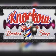 knockout barbershop home facebook