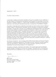 Employee Letter Of Recommendation Template by 8 Sample Nursing Recommendation Letter Free Sample Example