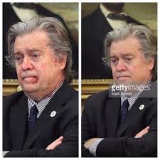 steve bannon u0027s face is the physical embodiment of soul rot