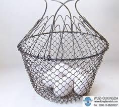 egg baskets vintage wire egg basket vintage wire egg basket manufacturer