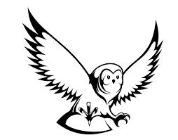 evil owl tattoo free download clip art free clip art on