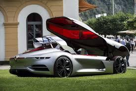 renault concept is the renault trezor 2017 u0027s most beautiful concept