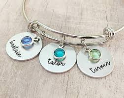 birthstone bracelets for birthstone bracelet etsy