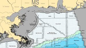 Central Mexico Map by U S To Offer 48 Million Acres In Its Last Central Gulf Of Mexico