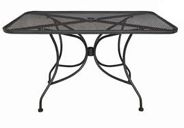 Mesh Patio Table Patio Furniture