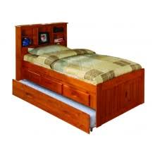 Twin Beds With Drawers Twin Captains Beds