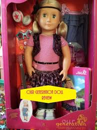 cute hairstyles for our generation dolls our generation doll looks real youtube