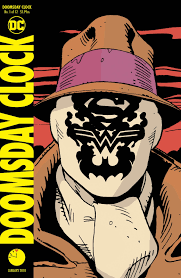 weird science dc comics doomsday clock 1 review