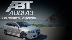 northern audi abt audi a3 northern california