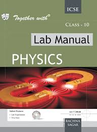 together with lab manual icse physics 10 amazon in rachna