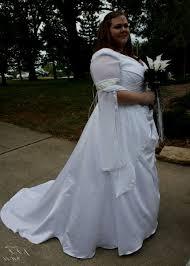 elvish style wedding dresses renaissance wedding dresses plus size wedding ideas