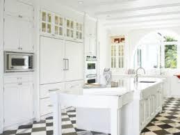black and white kitchen floor ideas best ideas for kitchen floor tiles white cabinets my home design
