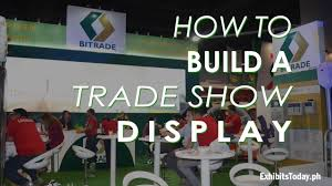 table top banners for trade shows how to build a trade show display youtube