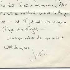 love letters from jackie onassis reveal passion for spurned suitor