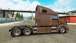 volvo hd trucks vnl 670 for euro truck simulator 2