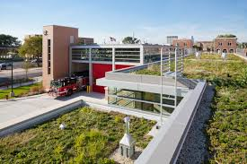 engine company 16 firehouse dlr group archdaily