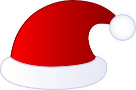 santa claus hat free clip