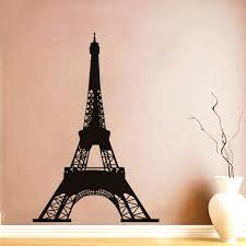 Eiffel Tower Wall Decals Wall Ideas Paris Is Always A Good Idea Quotes Wall Sticker