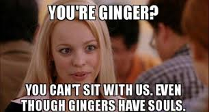 Ginger Memes - 21 best ginger memes