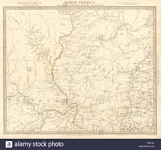 Map Of Illinois And Missouri by Usa Missouri Illinois Indiana Indian Tribes Villages Borders