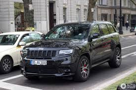 jeep grand cherokee 2017 jeep grand cherokee srt 8 2017 13 may 2017 autogespot