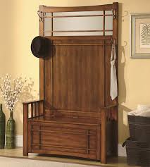 entryway bench and coat rack ideas