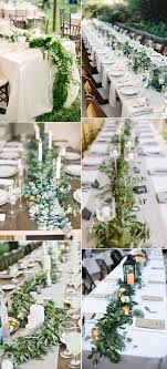 best 25 wedding table runners ideas on rustic wedding