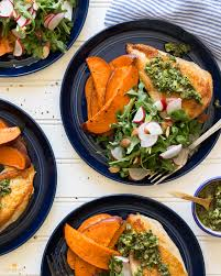 tiramisu recipe tyler florence chicken salsa verde sweet potato fries chicken
