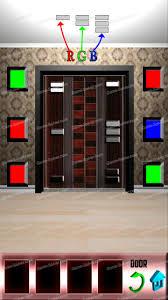 100 doors level 17 game solver