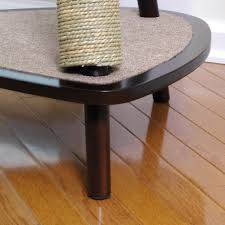 pet products natural sphere cat tower 416821 sauder