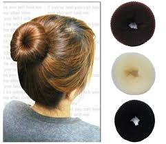 Chignon Maker Size Picture More Detailed Picture About Free Shipping 1 Piece
